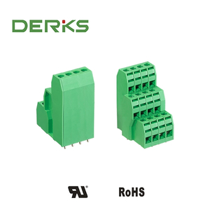 5.08 Low voltage Pcb Screw Terminal Block Wiring Connector