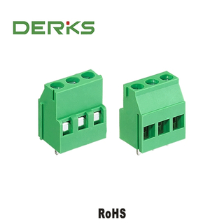3 Way Screw Terminal|Screw Terminal Block