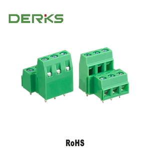 YB642-508 PCB screw Terminal Block