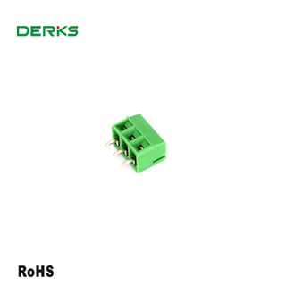 3.81mm Pitch Screw Terminal Block for Automation Device