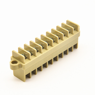 7.5mm Pitch 16A 660V Pcb Screw Terminal Block