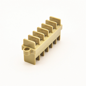 10mm Pitch 24A 660V High Current Pcb Terminal Block