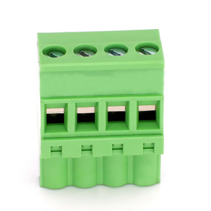 5.08mm Pitch 4Way Pluggable Terminal Block 16A 300V